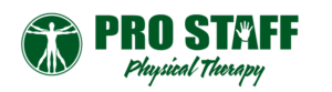 Pro Staff Physical Therapy Footer Logo